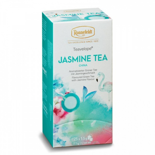 TEAVELOPE Jasmine tea
